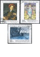 Umění II. - 2002 - razítkovaná - č. 343-345