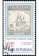 Tradice české známkové tvorby - razítkovaná - č. 347