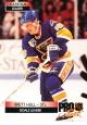 Hokejové karty Pro Set 1992-93 - Brett Hull - 245