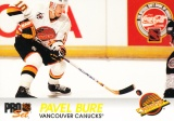 Hokejové karty Pro Set 1992-93 - Pavel Bure - 192