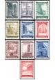Rakousko - čistá - č. 858-867