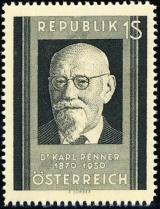 Rakousko - čistá - č. 959