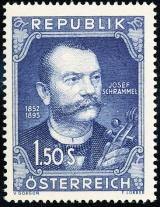 Rakousko - čistá - č. 970