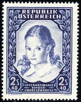Rakousko - čistá - č. 976