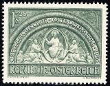 Rakousko - čistá - č. 977