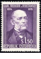 Rakousko - čistá - č. 997