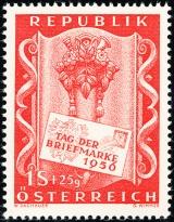 Rakousko - čistá - č. 1029
