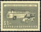 Rakousko - čistá - č. 1034