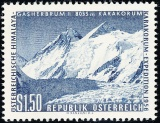 Rakousko - čistá - č. 1036