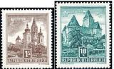 Rakousko - čistá - č. 1037-1038