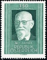Rakousko - čistá - č. 1057