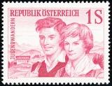Rakousko - čistá - č. 1076