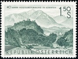 Rakousko - čistá - č. 1082