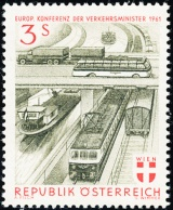 Rakousko - čistá - č. 1086