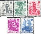Rakousko - čistá - č. 1092-1096