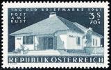 Rakousko - čistá - č. 1100