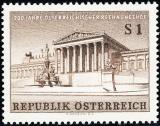 Rakousko - čistá - č. 1101