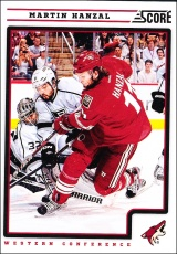 Hokejové karty SCORE 2012-13 - Martin Hanzal - 359