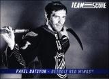 Hokejové karty SCORE 2012-13 - Team Score - Pavel Datsyuk - TS1