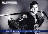 Hokejové karty SCORE 2012-13 - Team Score - Evgeni Malkin- TS2