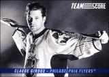 Hokejové karty SCORE 2012-13 - Team Score - Claude Giroux - TS3
