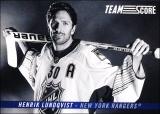 Hokejové karty SCORE 2012-13 - Team Score - Henrik Lundqvist - TS6