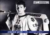Hokejové karty SCORE 2012-13 - Team Score - Jonathan Quick - TS12