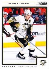 Karty NHL - SCORE 2012-13 - Sidney Crosby - 371