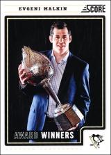 Hokejové karty SCORE 2012-13 - Evgeni Malkin - 492