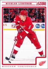 Hokejové karty SCORE 2012-13 - Nicklas Lidstrom - 177