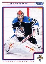 Hokejové karty SCORE 2012-13 - Jose Theodore - 210