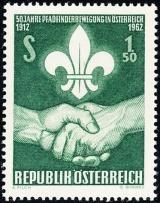 Rakousko - čistá - č. 1122
