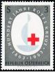 Rakousko - čistá - č. 1135