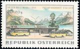 Rakousko - čistá - č. 1176