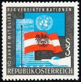 Rakousko - čistá - č. 1197