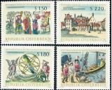 Rakousko - čistá - č. 1218-1221
