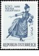 Rakousko - čistá - č. 1231