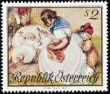Rakousko - čistá - č. 1237