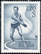 Rakousko - čistá - č. 1242