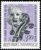 Rakousko - čistá - č. 1253
