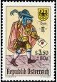 Rakousko - čistá - č. 1255