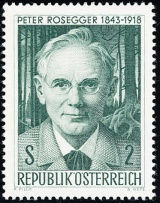 Rakousko - čistá - č. 1267