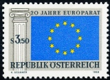 Rakousko - čistá - č. 1292