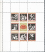 Rakousko - čistá - č. 1294-1301