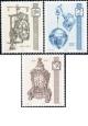 Rakousko - čistá - č. 1328-1330