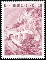 Rakousko - čistá - č. 1376