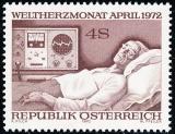 Rakousko - čistá - č. 1386