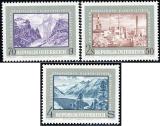 Rakousko - čistá - č. 1389-1391