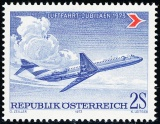 Rakousko - čistá - č. 1413