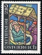 Rakousko - čistá - č. 1435